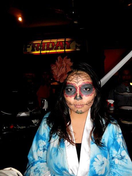 Halloween 2011.