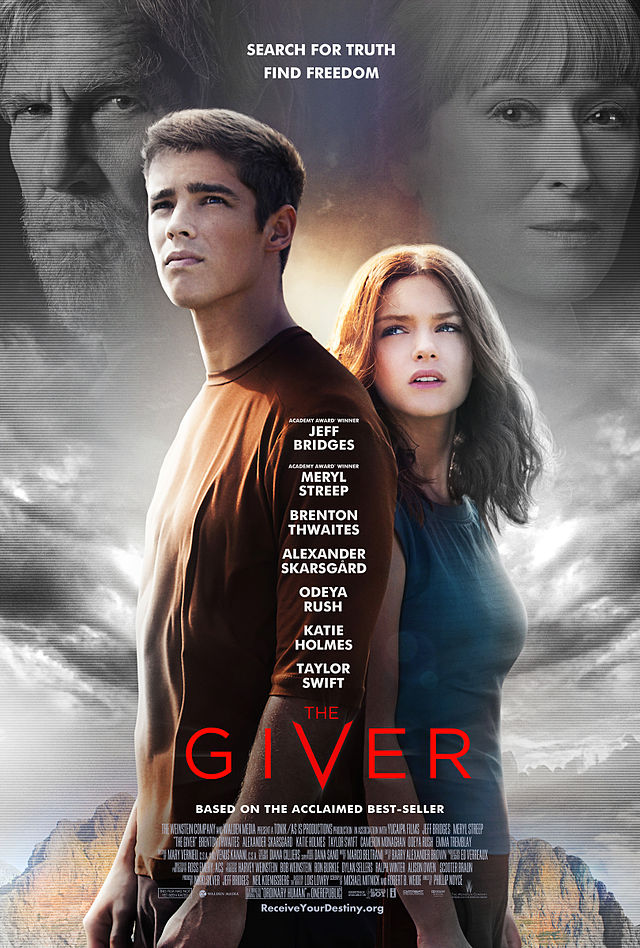 A rare movie review: 'The Giver'