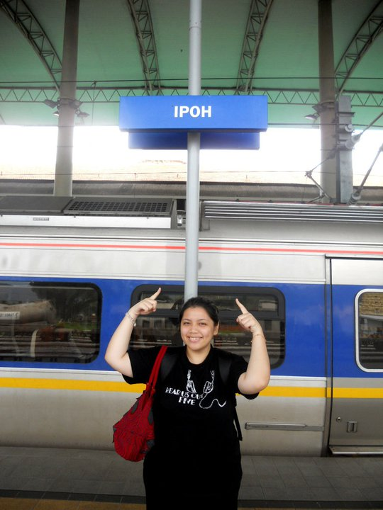 Visiting Ipoh, Perak for the first time!