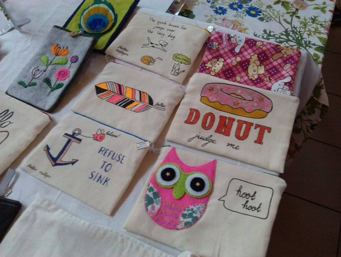 Beautiful pencil case bags!